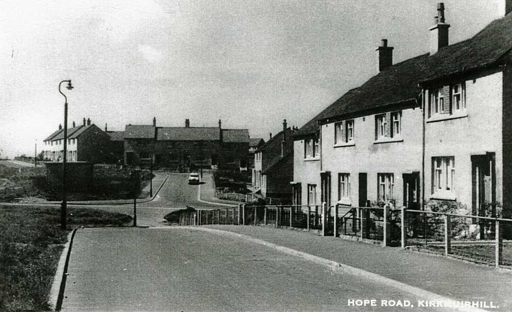 Hope Road Kirkmuirhill