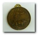 World War 1 medal