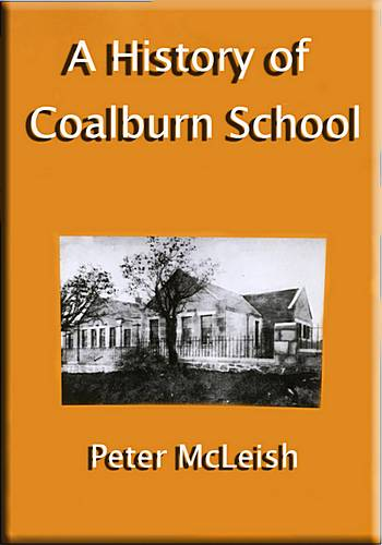 Cover of A History of Coalburn School
